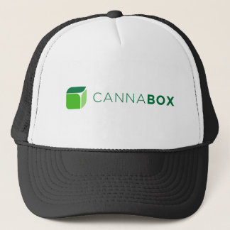 Cannabox Swag Trucker Hat