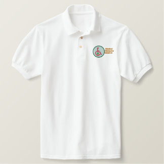 Cannabuds™ Arizona Caregiver Network Polo Shirt