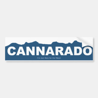 Cannarado Bumper Sticker