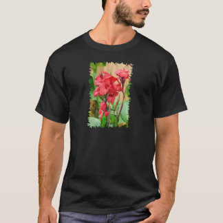Cannas rouges PNG T-Shirt