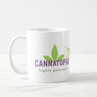 Cannatopia Green Smoke Mug