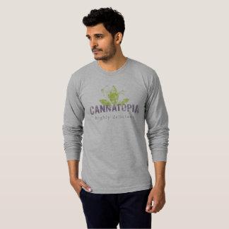 Cannatopia Men's Long Sleeve Shirt