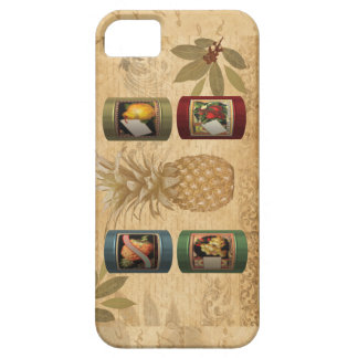 Canned fruit pineapple case for the iPhone 5
