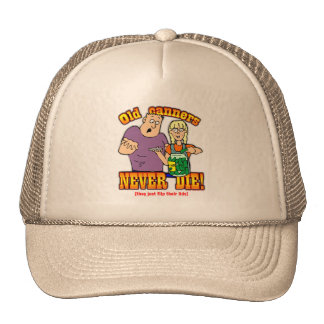 Canners Trucker Hats
