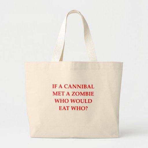 cannibal canvas bags