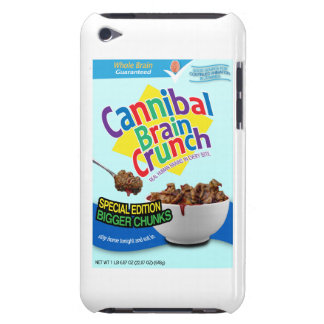 Cannibal Brain Crunch Iphone case iPod Touch Case-Mate Case