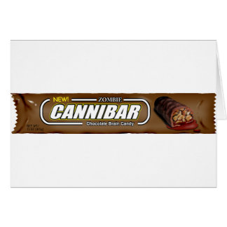Cannibar Greeting Card