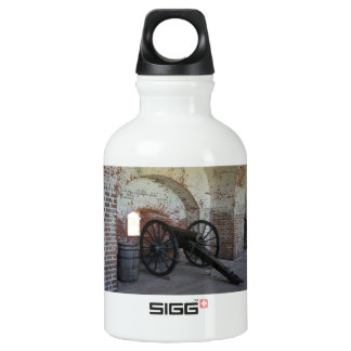 Cannon at Fort Pulaski SIGG Traveller 0.3L Water Bottle