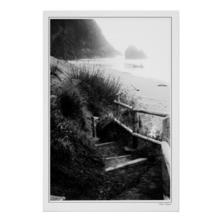 Cannon Beach, OR Poster