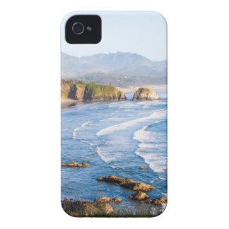 Cannon Beach Oregon iPhone 4 Case-Mate Cases