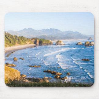 Cannon Beach Oregon Mouse Pad