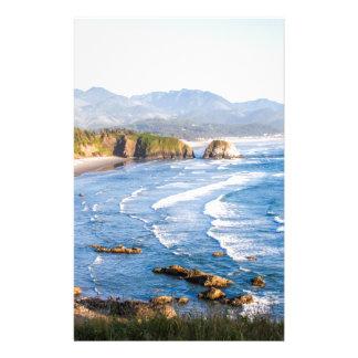 Cannon Beach Oregon Stationery
