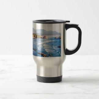 Cannon Beach Oregon Travel Mug
