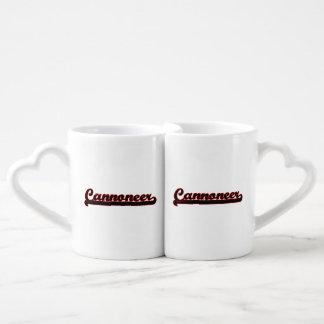 Cannoneer Classic Job Design Lovers Mug