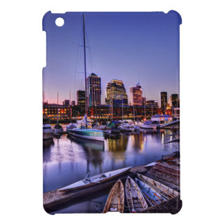 Canoas Al Atardecer - Canoes At Sunset iPad Mini Case