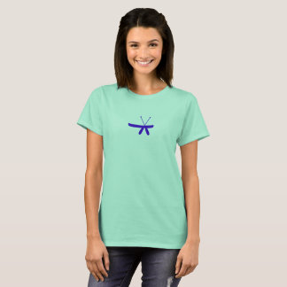 Canoe and Paddles T-Shirt