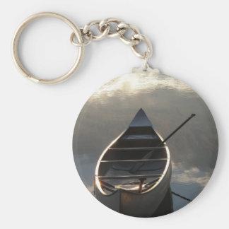 Canoe bliss key ring