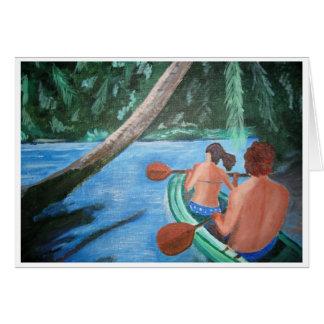 Canoe Card