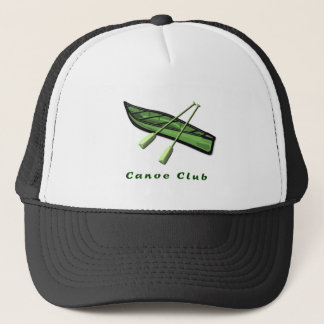 Canoe Club Design Trucker Hat
