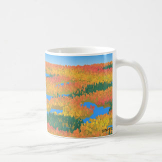 canoe country coffee mug