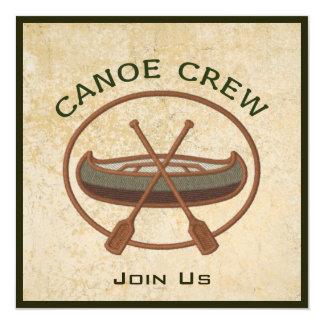 Canoe Crew Card
