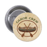 Canoe Crew Pinback Buttons