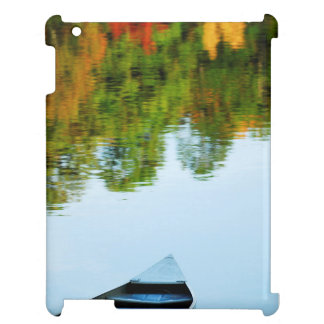 Canoe in fall case for the iPad