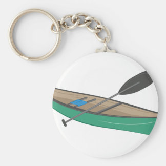 Canoe Key Ring