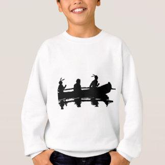 Canoe Silhouette Sweatshirt