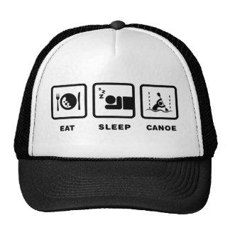 Canoe Slalom Mesh Hats