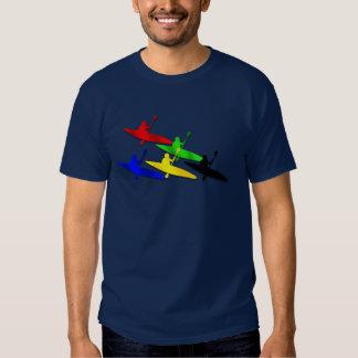Canoeing Kyaking Canoe kyak water sports Shirt