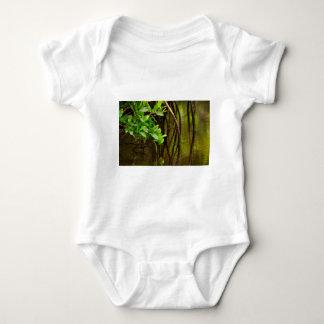 Canoeing Through Quiet Mangroves Baby Bodysuit