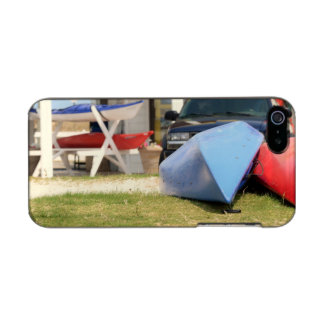 Canoes And Kayaks by Shirley Taylor Incipio Feather® Shine iPhone 5 Case