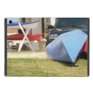 Canoes And Kayaks by Shirley Taylor iPad Mini Cover