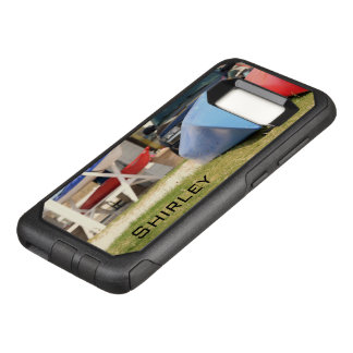 Canoes and Kayaks by Shirley Taylor OtterBox Commuter Samsung Galaxy S8 Case