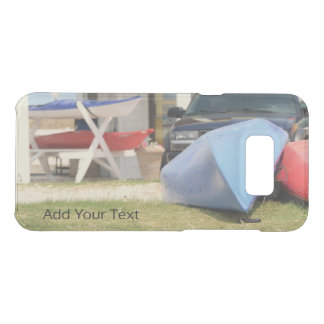 Canoes and Kayaks by Shirley Taylor Uncommon Samsung Galaxy S8 Plus Case
