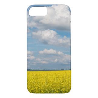 Canola Field & Clouds iPhone 7 Case