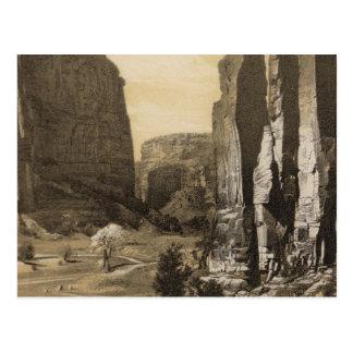Canon de Chelle, NM Postcard