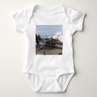 Canon Firing Baby Bodysuit