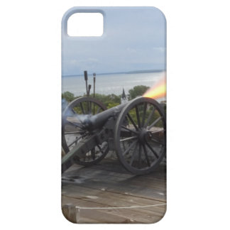 Canon Firing iPhone 5 Cover