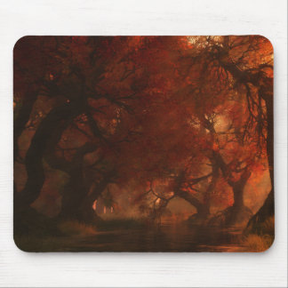 Canopy Creek Autumn Mousepad