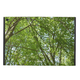 Canopy of Spring Leaves Green Nature Scene Powis iPad Air 2 Case