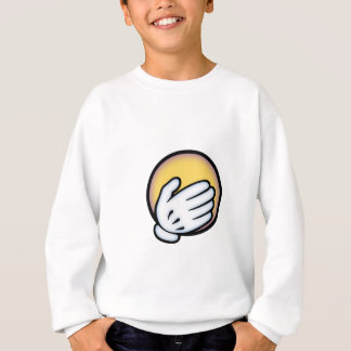 Can't Believe It Moji Sweatshirt