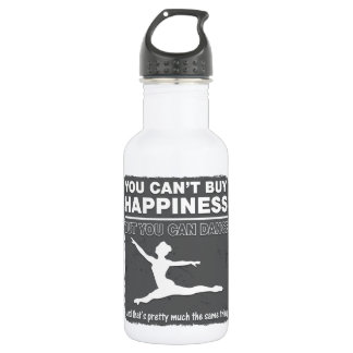 Can't Buy Happiness Dance 532 Ml Water Bottle