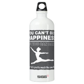 Can't Buy Happiness Dance SIGG Traveller 1.0L Water Bottle