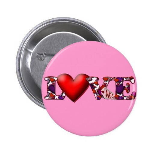 Can't Buy Me Love! Pinback Button