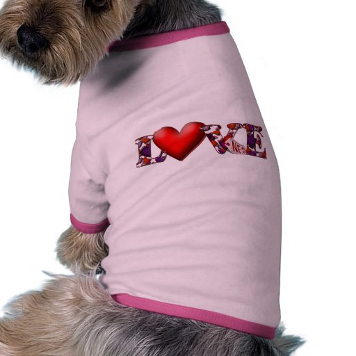 Can't Buy Me Love! Doggie Tee