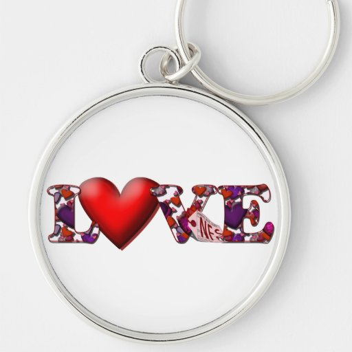 Can't Buy Me Love! Key Chains