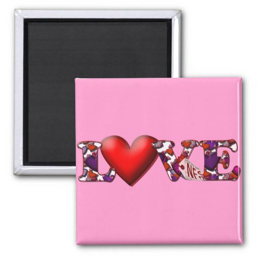 Can't Buy Me Love! Refrigerator Magnet