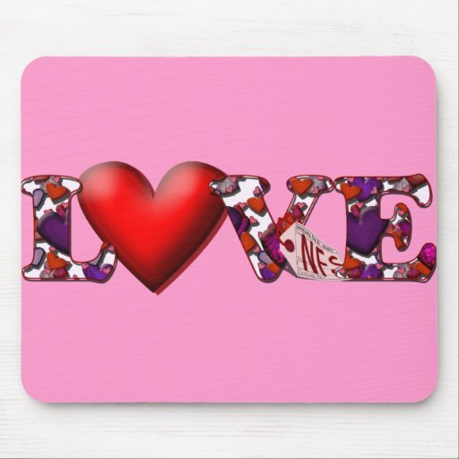 Can't Buy Me Love! Mouse Pad